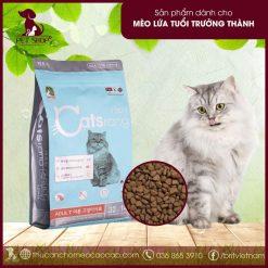 Thức ăn cho mèo trưởng thành Catsrang